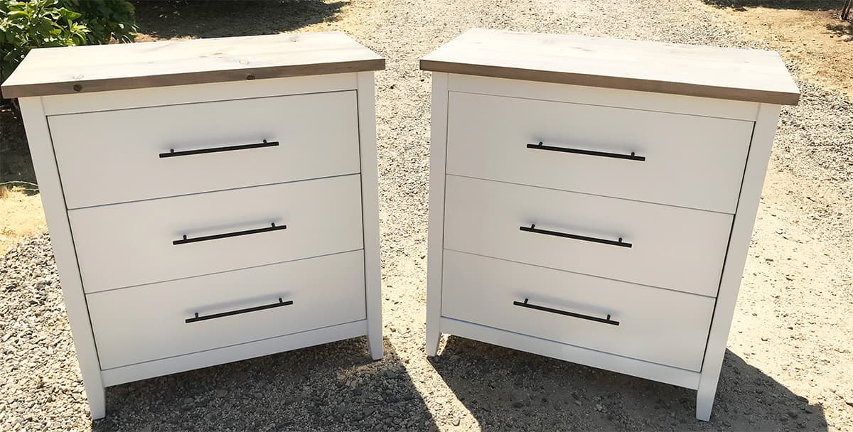 Smith Farms Dressers – Custom Farmhouse Bedroom Dressers That Are Built to Last