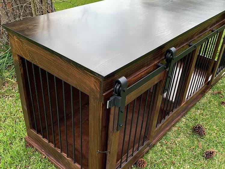 custom dog kennels poway