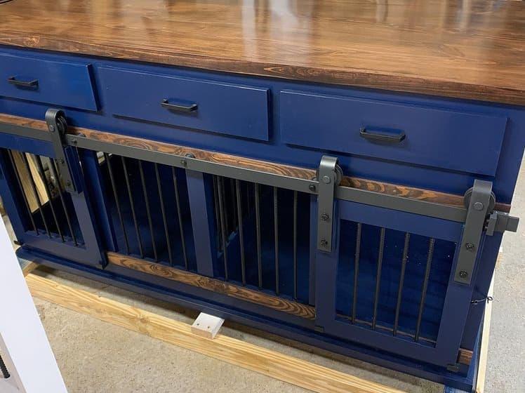 custom dog kennels ramona