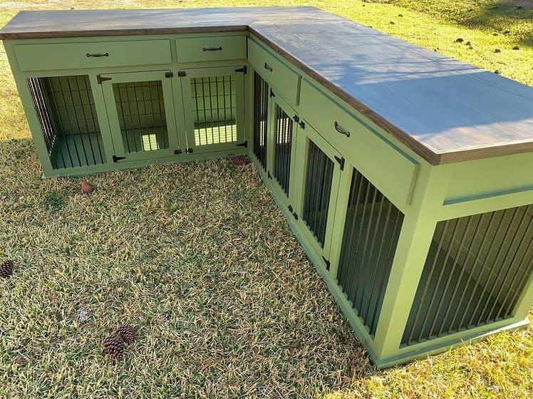 custom dog kennels san diego