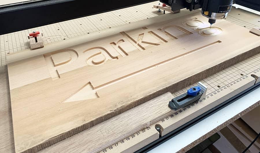 Ramona Custom Furniture Maker Combines Old-World Craftsmanship with Modern Technology