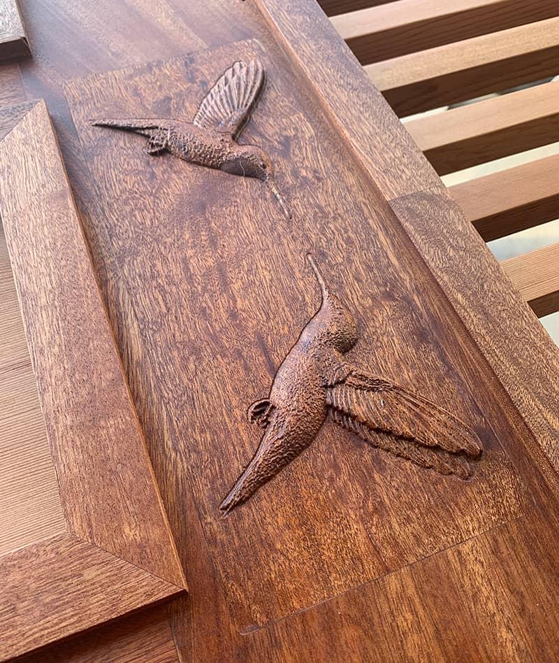 custom gate ramona woodowrker