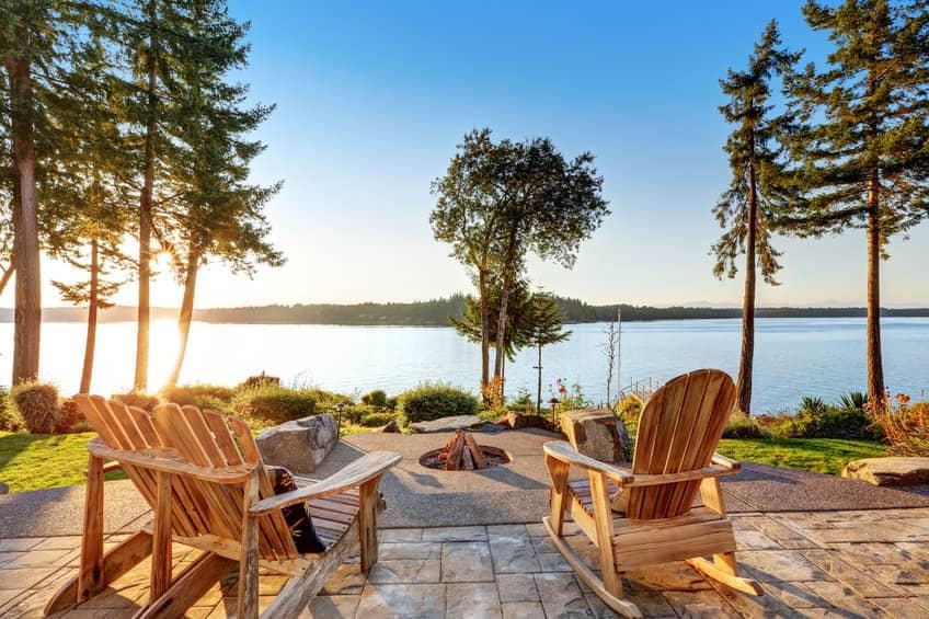 Custom Adirondack Chairs for San Diego, Ramona, and Poway Homes